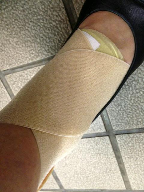 足痛い〜どうなる!BD<br />  月間。